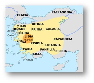 Lingue perdute: Il mistero della Lineare A - Anatolia